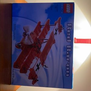 Lego Other - 2002 Red Baron LEGO set
